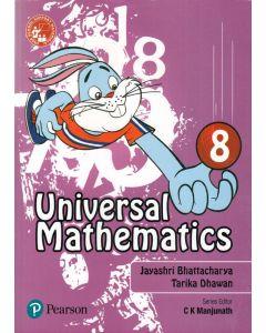 Universal Mathematics Class - 8