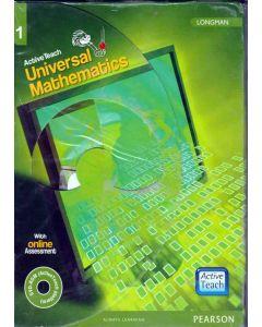 Active Teach Universal Mathematics With Online Assessment Class - 1