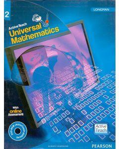 Active Teach Universal Mathematics With Online Assessment Class - 2