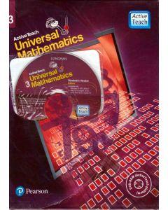 Active Teach Universal Mathematics With Online Assessment Class - 3