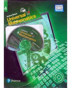 Active Teach Universal Mathematics With Online Assessment Class - 4