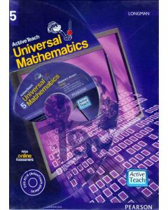 Active Teach Universal Mathematics With Online Assessment Class - 5