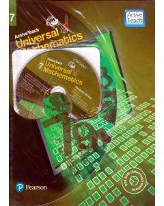 Active Teach Universal Mathematics With Online Assessment Class - 7