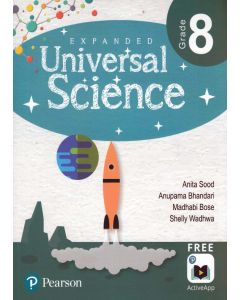 Expanded Universal Science Class - 8