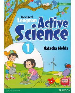 Longman Active Science Class - 1