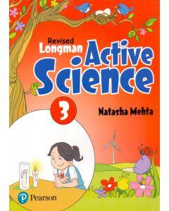 Longman Active Science Class - 3
