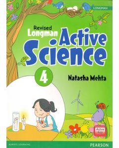 Longman Active Science Class - 4