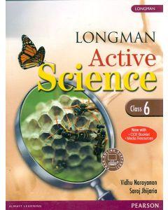 Longman Active Science Class - 6