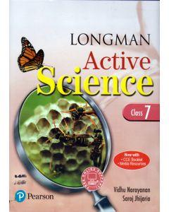 Longman Active Science Class - 7