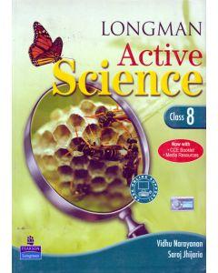 Longman Active Science Class - 8