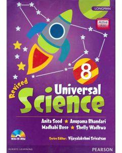 Universal Science Class - 8