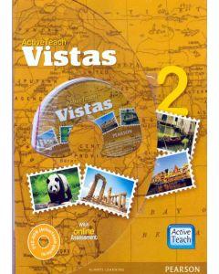 Active Teach Vistas With Online Assessment Class - 2