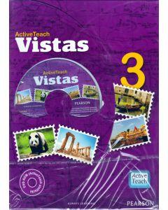 Active Teach Vistas With Online Assessment Class - 3