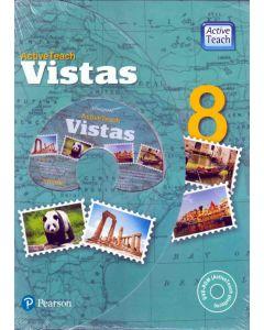 Active Teach Vistas With Online Assessment Class - 8