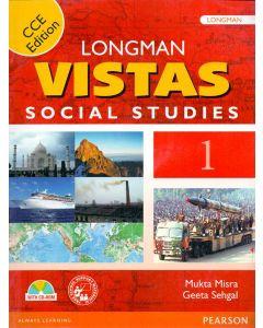 Longman Vistas Social Studies Class - 1