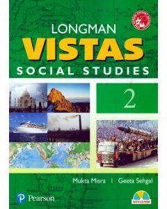 Longman Vistas Social Studies Class - 2