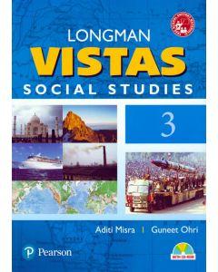 Longman Vistas Social Studies Class - 3