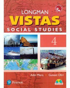 Longman Vistas Social Studies Class - 4