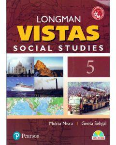 Longman Vistas Social Studies Class - 5