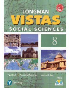 Longman Vistas Social Studies Class - 8