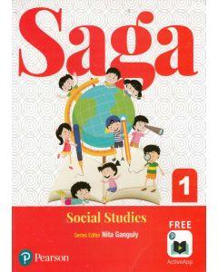 Saga Social Studies Class - 1