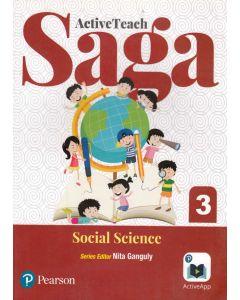 Saga Social Studies Class - 3