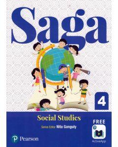 Saga Social Studies Class - 4