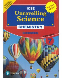 ICSE Unravelling Science Chemistry Work Book - 7