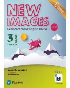 New Images Class Book - 3