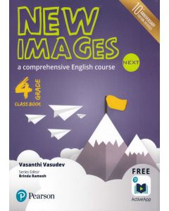 New Images Class Book - 4