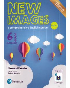 New Images Class Book - 6