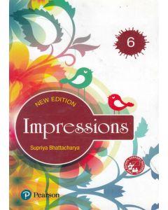 Impressions English Class - 6