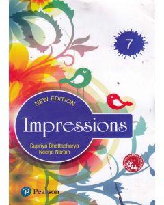 Impressions English Class - 7