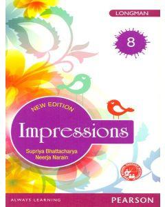 Impressions English Class - 8