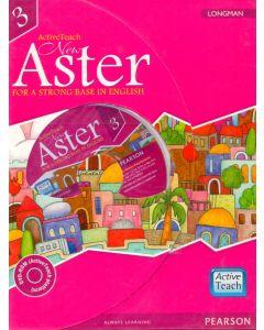 Active Teach New Aster Course Book Class - 3
