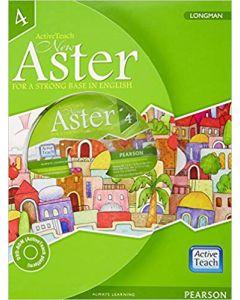 Active Teach New Aster Course Book Class - 4