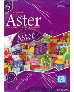 Active Teach New Aster Course Book Class - 5