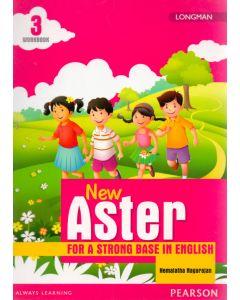 New Aster Work Book Class - 3