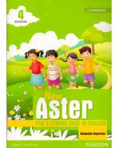 New Aster Work Book Class - 4
