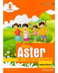 New Aster Work Book Class - 6