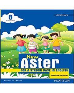 New Aster Work Book Class - 8
