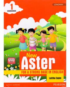 New Aster Course Book Class - 1