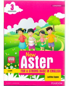 New Aster Course Book Class - 3