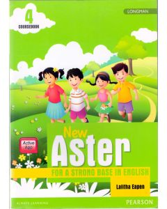 New Aster Course Book Class - 4