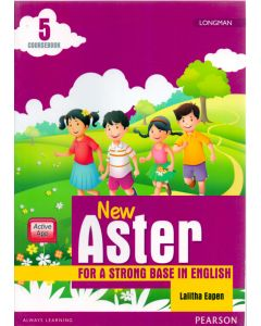 New Aster Course Book Class - 5