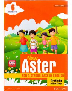 New Aster Course Book Class - 6