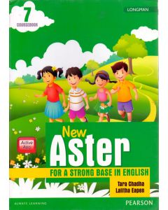 New Aster Course Book Class - 7