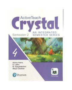 Active Teach Crystal (Combo) An Integrated Semester Series (Semester -2) for Class 4