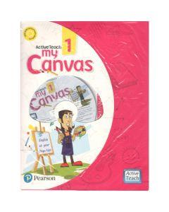 ActiveTeach My Canvas Textbook for Class 1