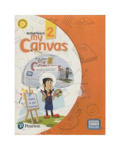 ActiveTeach My Canvas Textbook for Class 2